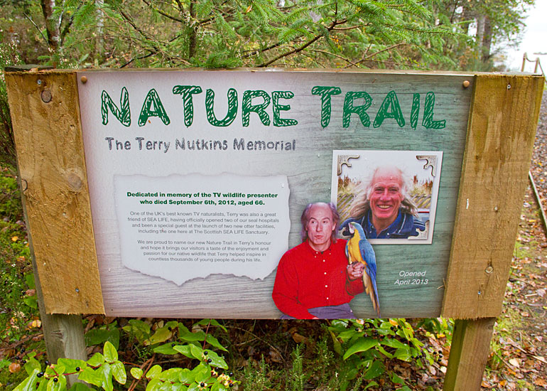 Nutkins Nature Trail