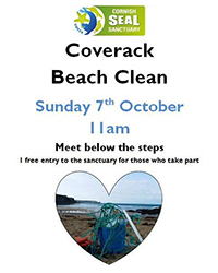 Beach Clean on 7th October 2018