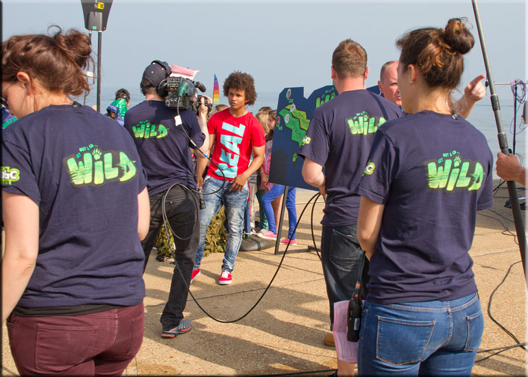 CBBC Wild Show 13th July 2013