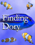 Find out about Dory and friends this Summer! - Saturday 16th July - Sunday 11th September 2016