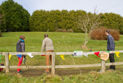 Welly wanging competition