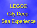 LEGO City Deep Sea Experience 1st June- 31st August