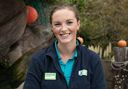 Natalie, Animal Care Assistant
