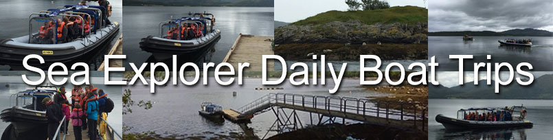 Sea Explorer Daily Boat Trips