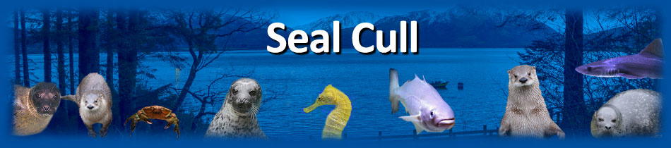 Canadian Seal Cull - Nearly a million in 3 years