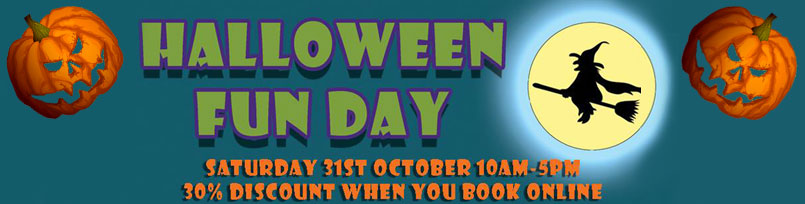 Halloween Funday - 31st October 2015