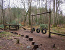 Forest Adventure Play Area