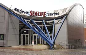 National SEA LIFE Centre in Birmingham