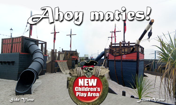 New for 2010 - Pirates Adventure Playground