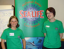 Tierney Carter Sparkles at the Junior SEA LIFE Conference
